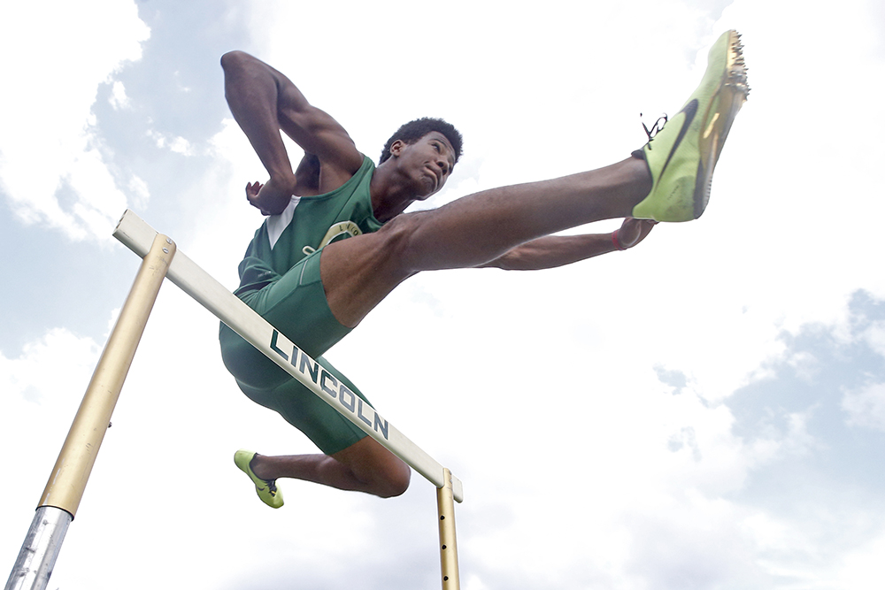 John Burt, Lincoln – Boys All-Big Bend Co-Track Athlete of the Year