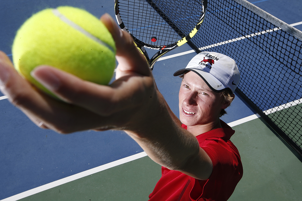 Will Stone, Leon – Boys All-Big Bend Tennis Athlete of the Year.